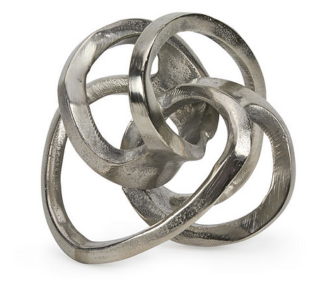 Cluster Knot sculpture