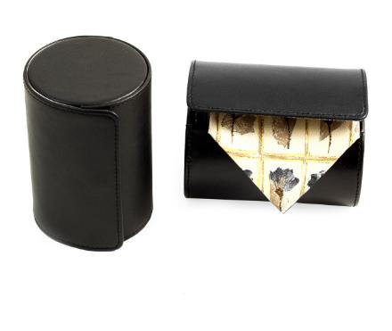 Rolled tie case
