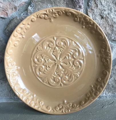 Butterscotch platter