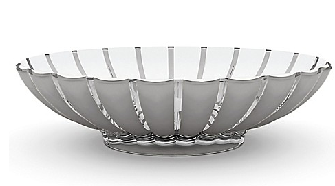 Acrylic centerpiece/ fruit  bowl