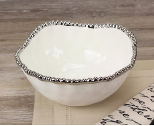 Salerno Medium Round Bowl