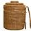 Thumbnail: Small Rattan ice bucket