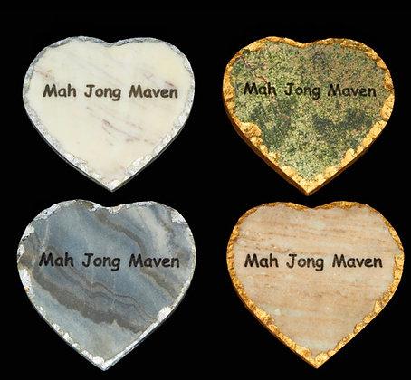 Mah Jong Maven Coasters