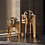 Thumbnail: Gold Elliana Crystal Spheres