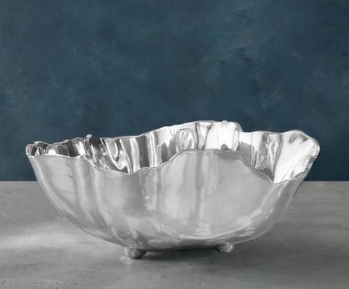 Soho ONYX Large bowl w Feet