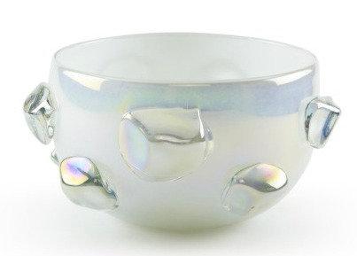 White ice bowl