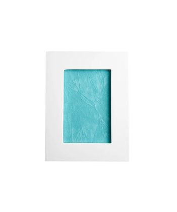 Kendall White Laquer 5 x 7 Frame