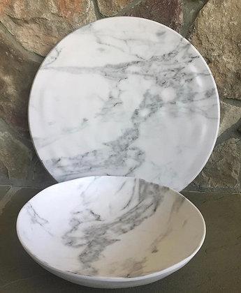 Marble melamine