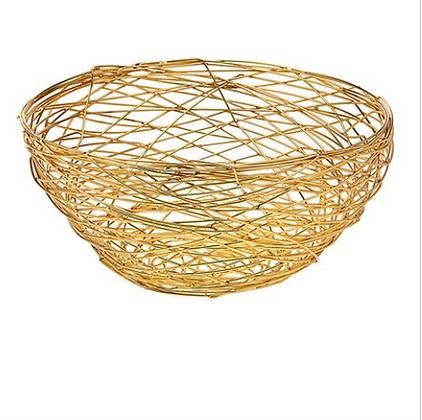 Gold Nest Bowl