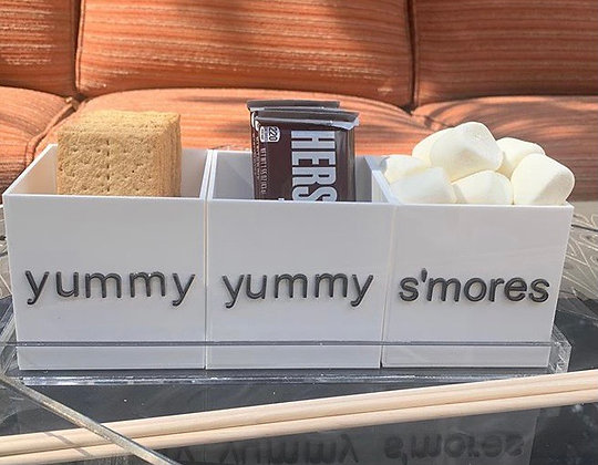 Yummy S'mores Treat Box