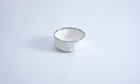 Bianca Small Round Bowl