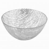 Large Lines Bowl