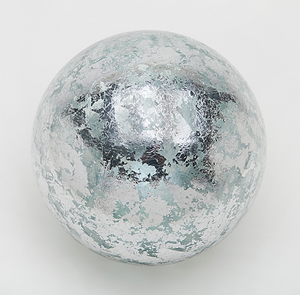 Silver Glass Ball