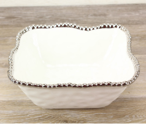 Salerno Medium Square Bowl