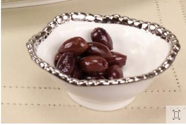 Salerno snack bowl