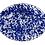 Thumbnail: Oval Enamel Platter