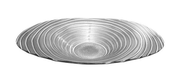 Silver Ribbon Bowl