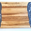 Thumbnail: Resin Accent Shabbat Shalom Challah Board