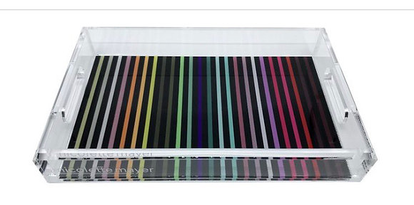 Spectrum Vanity Tray