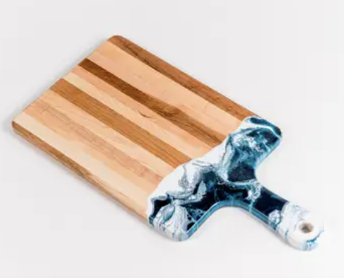 Resin Accent Large Cheese Board