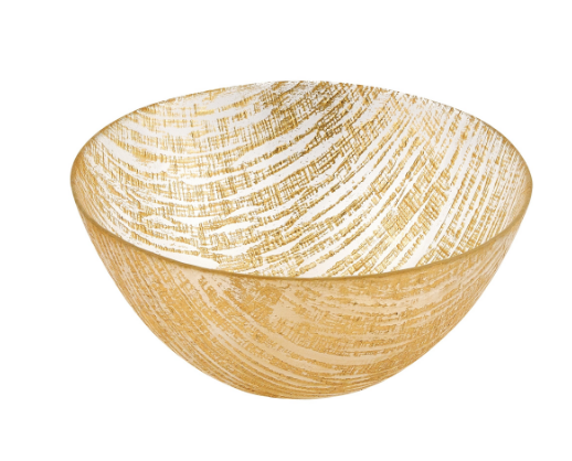 Small lines bowl