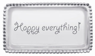 """Happy Everything"" Small Tray"