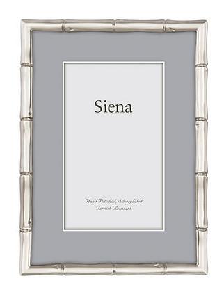 Silver Bamboo 8 x 10  Frame