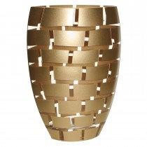 Gold Wall Vase