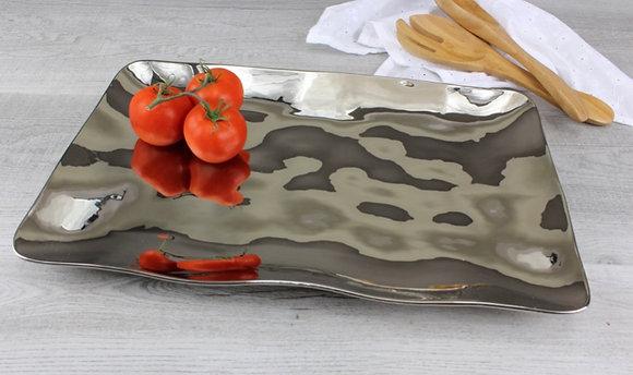 Simple Rectangular Platter
