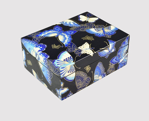 Butterfly Lacquer Box