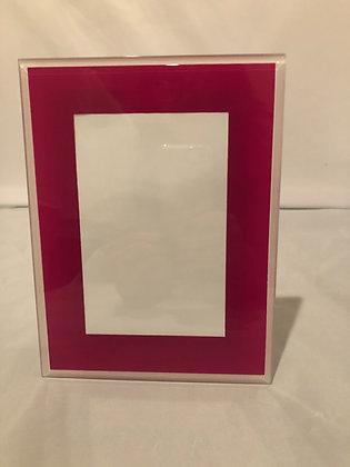Hot pink Mia frame4 x 6