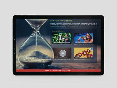 Providing multimedia learning materials