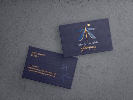 A new look for a glamping company