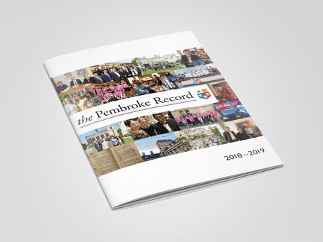 Meticulous annual report design