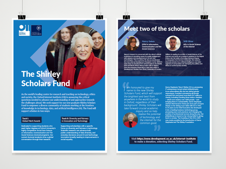 Publicising a new inclusion fund for technology researchers
