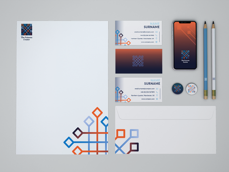 Logos and Branding for a joint academic research centre
