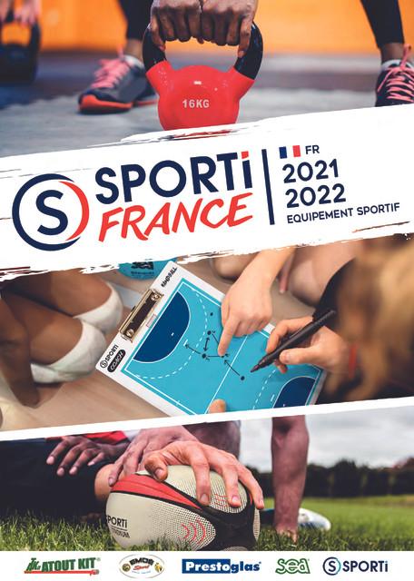 Catalogue SPORTI FRANCE 2021 - Équipement sportif