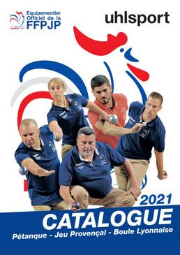 Catalogue Pétanque 2021