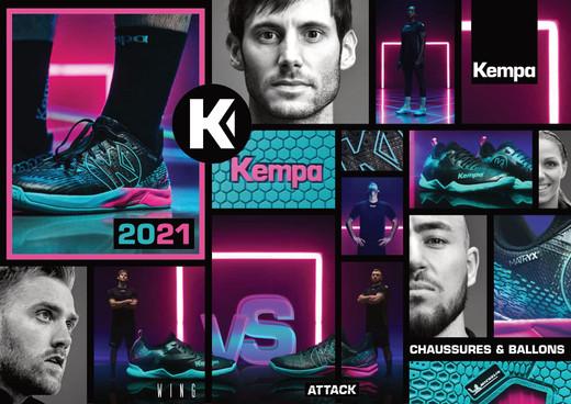 Kempa catalogue général Chaussures et B