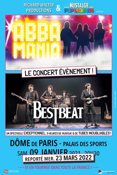 Pop Legends Abba Beatles