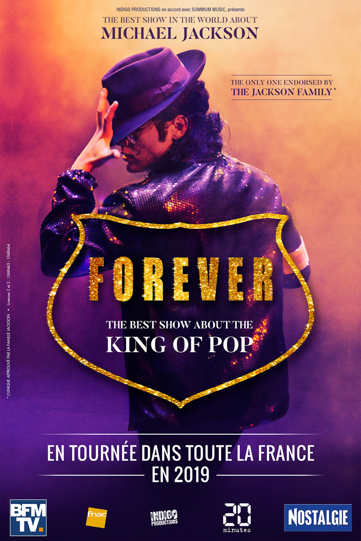 Forever King Of Pop