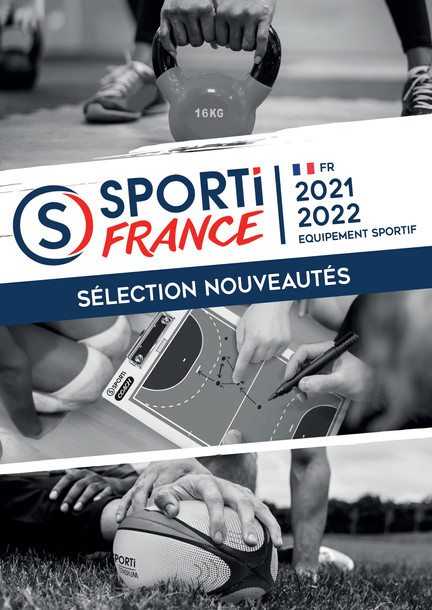Catalogue SPORTI FRANCE 2021 - Nouveauté