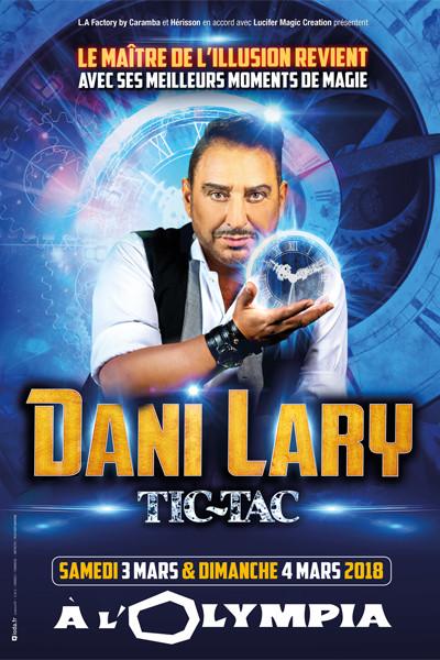 Dani Lary TIC TAC