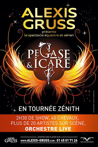 Alexis GRUSS Pégase & Icare