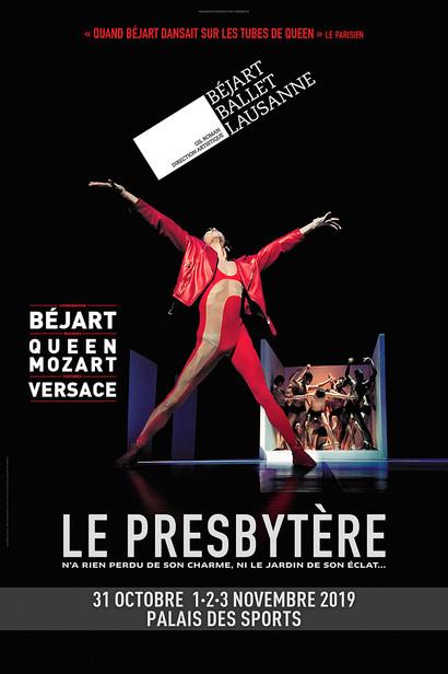 Béjart Ballet Lausanne Le presbytère