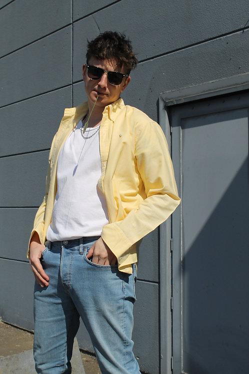 Chemise Yellow Brad (Taille : S - Ralph Lauren)
