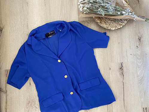 Chemisier Blue (Taille: 40/42)