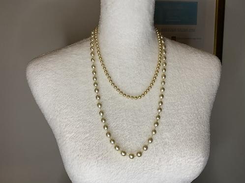 Ensemble collier de perle