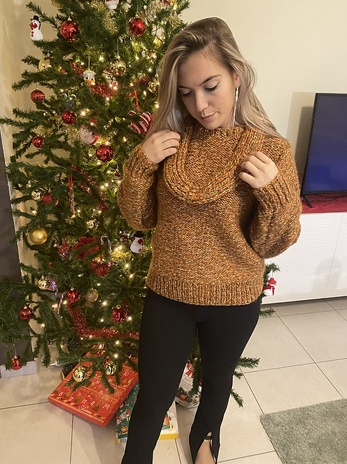 Pull Gingerbread (Taille M)