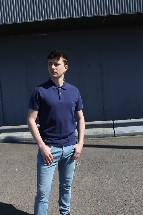 Polo George (Taille M - Tommy Hilfiger)